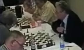 Farfar i indspillet til at vinde Danmarksmesterskabet