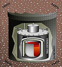 Nukleart batteri