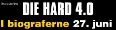 Die Hard 4.0 reklame